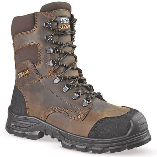 Jallatte Jalsequoia JJE42 Brown Safety Boots